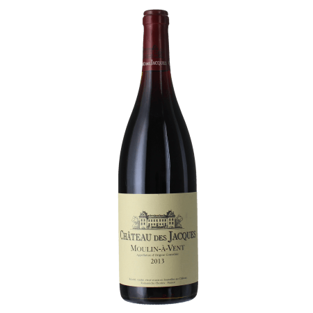 MOULIN A VENT 2018 - CHATEAU DES JACQUES