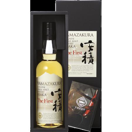 WHISKY YAMAZAKURA - SINGLE MALT THE FIRST - EN ETUI