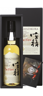 WHISKY YAMAZAKURA - SINGLE MALT THE FIRST - EN ETUI