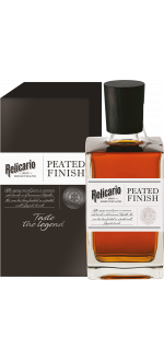 RHUM RELICARIO - PEATED FINISH - EN ETUI