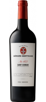 HERITAGE AN 1877 - HERITAGE SAINT CHINIAN 2018 - GERARD BERTRAND