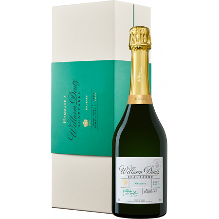CHAMPAGNE DEUTZ - HOMMAGE À WILLIAM DEUTZ 2012 MEURTET - EN COFFRET