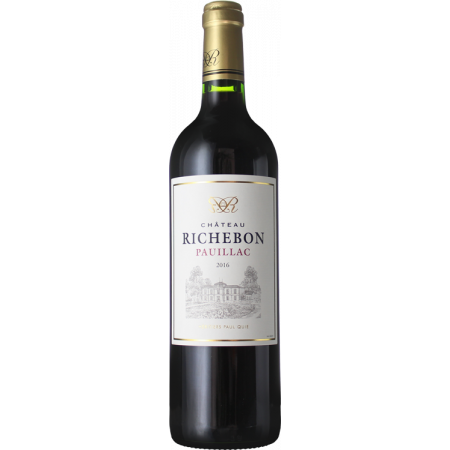 CHATEAU RICHEBON 2016