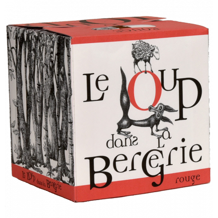 BIB LE LOUP DANS LA BERGERIE 2020 - VIGNOBLES ORLIAC