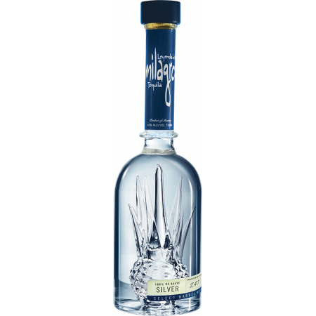 TEQUILA MILAGRO - SELECT BARREL RESERVE SILVER