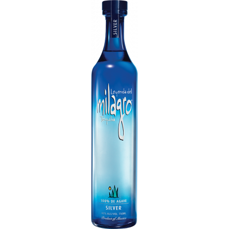 TEQUILA MILAGRO - SILVER