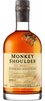 ORIGINAL WHISKY - MONKEY SHOULDER