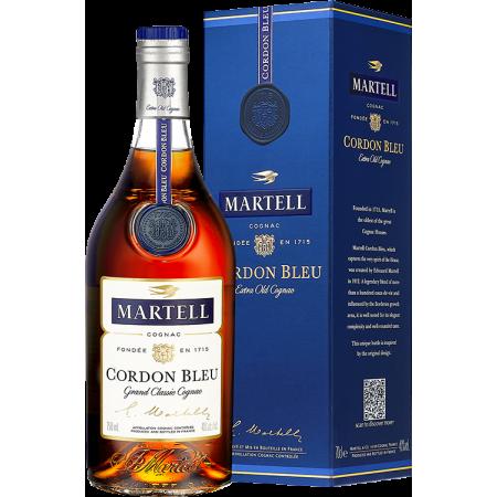 COGNAC MARTELL CORDON BLEU - EN ETUI