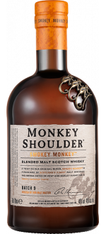 SMOKEY WHISKY - MONKEY SHOULDER