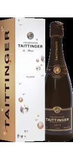 CHAMPAGNE TAITTINGER - MILLESIME 2014 - EN ETUI