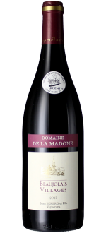 BEAUJOLAIS VILLAGES - LE PERREON 2019 - DOMAINE DE LA MADONE