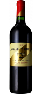 LAGRAVE-MARTILLAC 2017 - SECOND VIN DU CHATEAU LATOUR-MARTILLAC