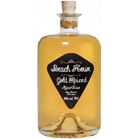 RHUM BEACH HOUSE - GOLD SPICED