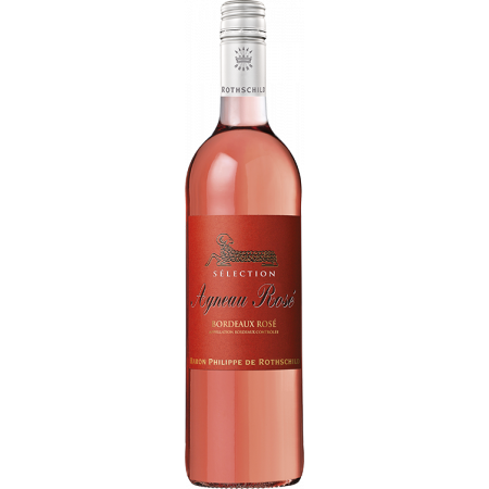 AGNEAU SELECTION BORDEAUX ROSE 2020 - BARON PHILIPPE DE ROTHSCHILD