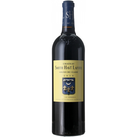 CHATEAU SMITH HAUT LAFITTE 2018