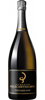 CHAMPAGNE BILLECART SALMON - MILLESIME 2009
