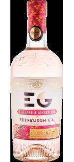 GIN EDINBURGH - RUBARB & GINGER