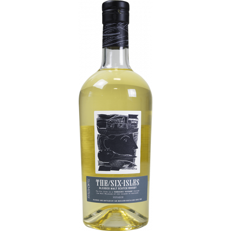 WHISKY - THE SIX ISLES