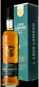 WHISKY LOCH LOMOND 12 ANS INCHMURRIN - EN ETUI