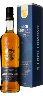 WHISKY LOCH LOMOND 12 ANS INCHMOAN - EN ETUI