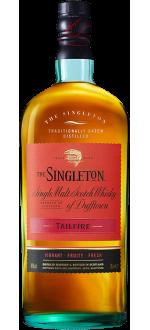 SINGLETON OF DUFFTOWN - TAILFIRE