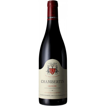 CHAMBERTIN GRAND CRU 2016 - DOMAINE GEANTET PANSIOT