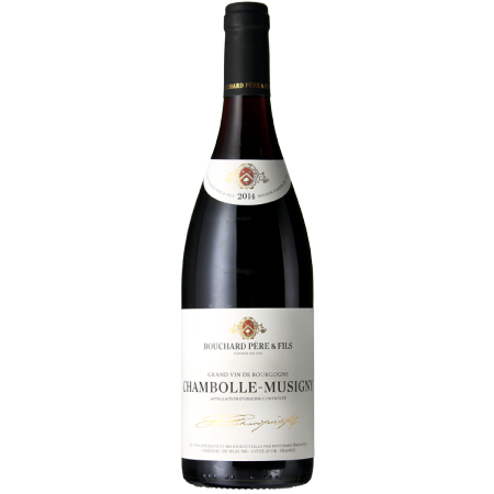 CHAMBOLLE MUSIGNY 2015 - BOUCHARD PERE ET FILS