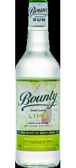 RHUM BOUNTY - LIQUEUR LIME