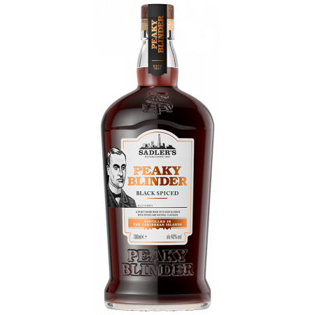 PEAKY BLINDER - RHUM BLACK SPICED