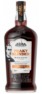 RHUM BLACK SPICED - PEAKY BLINDER