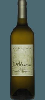ODE D'AYDIE PACHERENC DU VIC BILH SEC 2019 - CHATEAU D'AYDIE