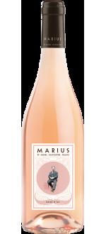 MARIUS ROSE 2020 - MARIUS BY M. CHAPOUTIER