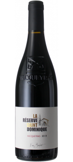 VACQUEYRAS 2018 - RESERVE SAINT DOMINIQUE