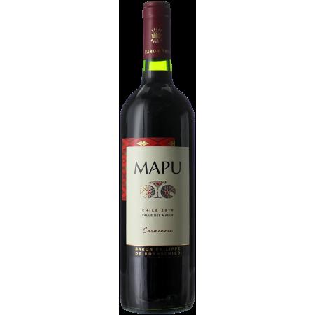 MAPU CARMENERE 2018 - BARON PHILIPPE DE ROTHSCHILD