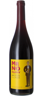 BEAUJOLAIS VILLAGES - MISTER NO SUFLITE 2019 - MAISON ALBERT BICHOT