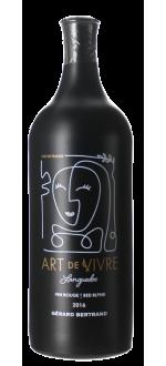 ART DE VIVRE ROUGE 2020 - GERARD BERTRAND