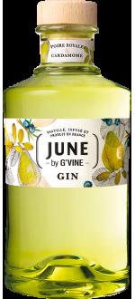 JUNE BY G'VINE - POIRE ROYALE ET CARDAMONE