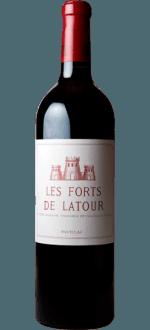 LES FORTS DE LATOUR 2015 - SECOND VIN DU CHATEAU LATOUR