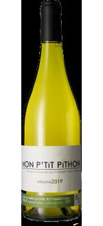 MON P'TIT PITHON BLANC 2019 - DOMAINE OLIVIER PITHON