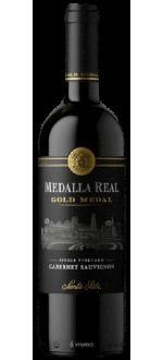 MEDALLA REAL GOLD MEDAL 2019 - SANTA RITA