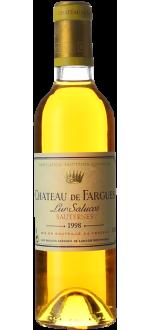 CHÂTEAU DE FARGUES 1998