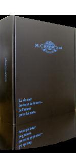 COFFRET 3 BOUTEILLES CHAPOUTIER