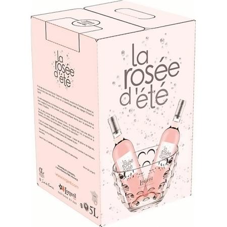 CUBI 5L - LA ROSEE D'ETE 2020 - DOMAINE LORGERIL