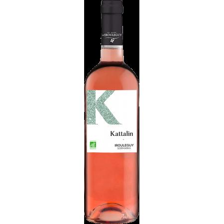 KATTALIN ROSE 2020 - CAVE D'IROULEGUY