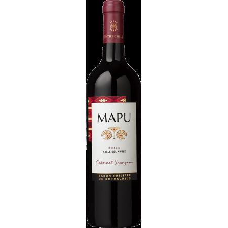 MAPU CABERNET SAUVIGNON 2018 - BARON PHILIPPE DE ROTHSCHILD
