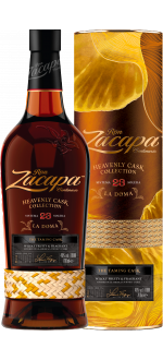 RHUM ZACAPA - HEAVENLY CASK COLLECTION - LA DOMA - EN ETUI