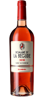 BANDOL ROSE 2018 - DOMAINE DE LA BEGUDE