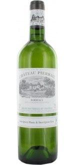 CHATEAU PIERRAIL BLANC 2014 (France - Vin Bordeaux - Bordeaux AOC - Vin Blanc - 0,75 L)
