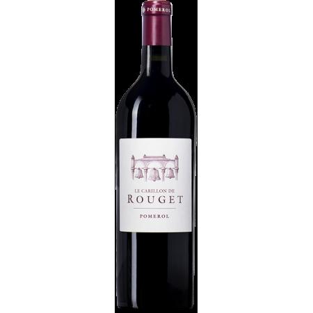 CARILLON DE ROUGET 2016 - SECOND VIN DU CHATEAU ROUGET