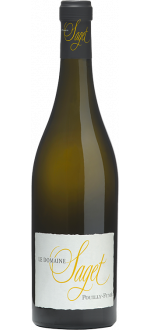 POUILLY FUME 2019 - DOMAINE SAGET